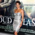 """Halle Berry - Avant-première du film """"Cloud Atlas"""" a Hollywood, le 24 octobre 2012."""