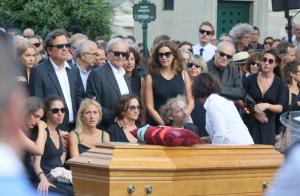Obsèques de Sonia Rykiel : Ses proches lui rendent un dernier hommage