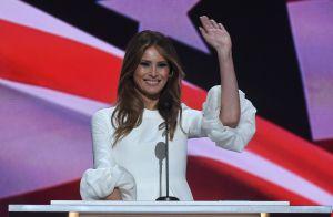 Melania Trump : Excédée d'être accusée d'avoir été escort-girl, elle réplique !