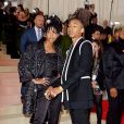 "Willow Smith et Jaden Smith à la Soirée Costume Institute Benefit Gala 2016 (Met Ball) sur le thème de ""Manus x Machina"" au Metropolitan Museum of Art à New York, le 2 mai 2016. © Charles Guerin/Bestimage"