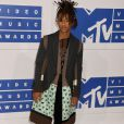 Jaden Smith aux MTV Video Music Awards 2016 au Madison Square Garden à New York. Le 28 août 2016 © Nancy Kaszerman / Zuma Press / Bestimage