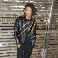 "Jaden Smith en Backstage et Front Raw du défilé de mode prêt-à-porter automne-hiver 2016/2017 ""Vuitton"" à Paris le 9 mars 2016. © Olivier Borde/Bestimage"