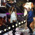 """Jenifer réunis en juin 2016 sur TF1 pour l'émission """"La Chanson de l'Année 2016"""" © Bruno Bebert / Bestimage"""