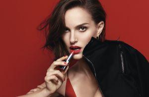 Natalie Portman : La vie en Rouge Dior pour des lèvres gourmandes