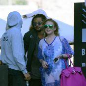 """Lindsay Lohan in love : Dennis Papageorgiou l'a """"sauvée des griffes d'Egor"""""""