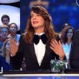 """Ornella Fleury et Victor Robert dans """"Le Grand Journal"""" de Canal+, lundi 5 septembre 2016"""