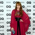 Florence Welchaux GQ Men of the Year Awards 2016 à Londres le 6 septembre.