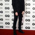 James Bayaux GQ Men of the Year Awards 2016 à Londres le 6 septembre.
