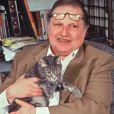 Claude-Jean Philippe, né Claude Nahon, en mai 1994. L'animateur du Ciné-Club sur la Deux et du Cinéma des cinéastes sur France Culture est mort à 83 ans le 11 septembre 2016.