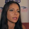 """Sophia de """"Secret Story 10"""" en interview pour Purepeople.com. Le 9 septembre 2016."""