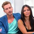 """Julien et Sophia dans """"Secret Story 10"""" le 26 août 2016."""