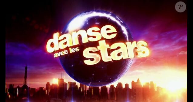 """Logo de l'émission """"Danse avec les stars"""" sur TF1."""