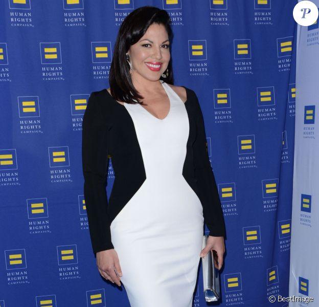 """Sara Ramirez à la soirée """"Human Rights Campaign"""" à Los Angeles, le 14 mars 2015"""