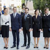 Victoria, Madeleine et Sofia de Suède élégantes pour le grand rituel de rentrée