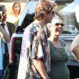 Kourtney Kardashian et Jonathan Cheban à Miami, le 15 septembre 2016.