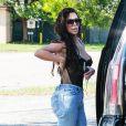 Kim Kardashian à Miami, le 15 septembre 2016.