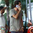 Scott Disick à Miami, le 15 septembre 2016.