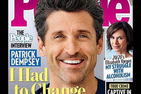 """Patrick Dempsey et """"Grey's Anatomy"""" : """"J'aurai dû partir plus tôt"""""""