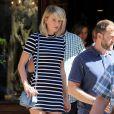 Taylor Swift fait du shopping dans les rues de New York, le 14 septembre 2016