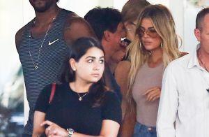 Khloé Kardashian et Tristan Thompson : Le baiser qui officialise