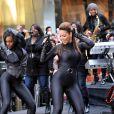 """""""Beyoncé en live sur le Today Show"""""""