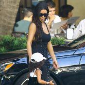 Kim Kardashian et North West : Déjeuner complice avec Khloé et son nouveau chéri