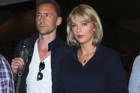 """Tom Hiddleston assure être """"ami"""" avec Taylor Swift et flirte avec une autre..."""