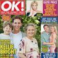 Tina Barrett annonce la naissance de son premier enfant dans le magazine Ok!, en kiosques en septembre 2016