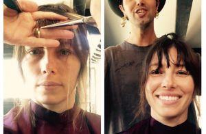 Jessica Biel s'inspire d'une célèbre actrice française pour changer de tête...