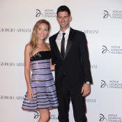 Jelena et Novak Djokovic : Soirée glamour à Milan