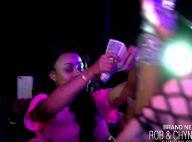 Blac Chyna, très enceinte, s'éclate dans son ancien club de strip-tease