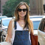 Olivia Wilde : Ultime promenade avant son accouchement