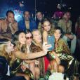 Jessica Alba fête les 35 ans de Nicole Richie. Photo publiée sur Instagram le 25 septembre 2016