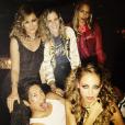 Ellen Pompeo fête les 35 ans de Nicole Richie. Photo publiée sur Instagram le 25 septembre 2016