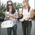 Britney Spears et Jamie Lynn à Los Angeles le 7 octobre 2007