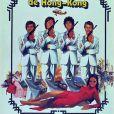Affiche du film Bons baisers de Hong-Kong