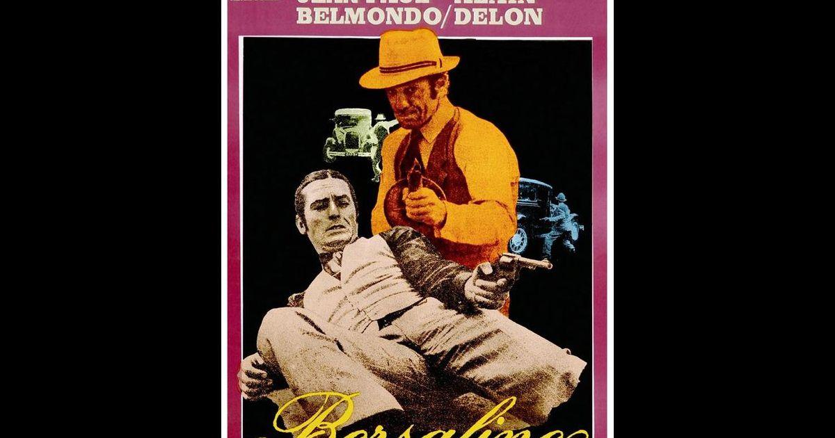 Affiche du film borsalino for Doublure jean dujardin