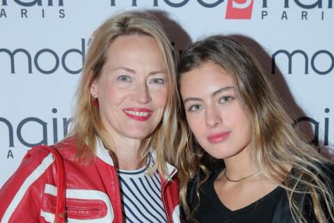 Gabrielle Lazure et sa superbe fille Emma ne jurent que par les frères Bérard