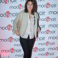 """Exclusif - Valérie Bonneton - Inauguration du nouveau salon de coiffure """"Studio"""" de Mod's Hair"""" à Paris, le 26 septembre 2016. © CVS/Bestimage"""