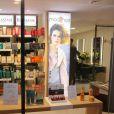 """Exclusif - Illustration - Inauguration du nouveau salon de coiffure """"Studio"""" de Mods Hair"""" à Paris, le 26 septembre 2016. © CVS/Bestimage  No web/No blog pour Belgique/Suisse26/09/2016 - Paris"""