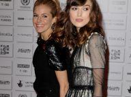 REPORTAGE PHOTOS : Eva Green, Sienna Miller, Keira Knightley... trois beautés au top de l'élégance !