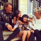 Johnny Hallyday et Laeticia : De l'amour en famille avec Guillaume Canet