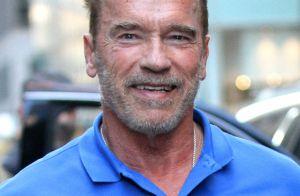 Arnold Schwarzenegger et son fils illégitime Joseph, complices autour de pintes