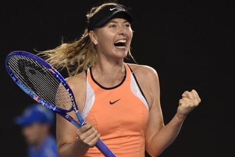 Maria Sharapova : Suspendue pour dopage, la joueuse annonce son retour
