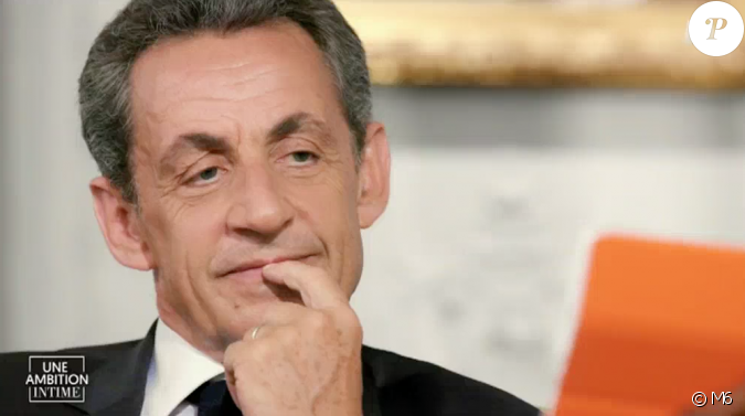 nicolas sarkozy une ambition intime sur m6 le 9 octobre 2016. Black Bedroom Furniture Sets. Home Design Ideas