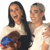 CoverGirl : La nouvelle égérie est... un garçon, chouchou de Katy Perry !