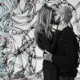 Captures d'écran du nouveau clip de Zayn qui a tourné avec sa compagne Gigi Hadid le 30 janvier 2016.
