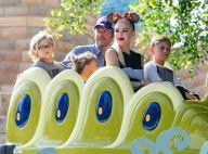 Gwen Stefani : Minnie radieuse avec Blake Shelton et les enfants à Disneyland