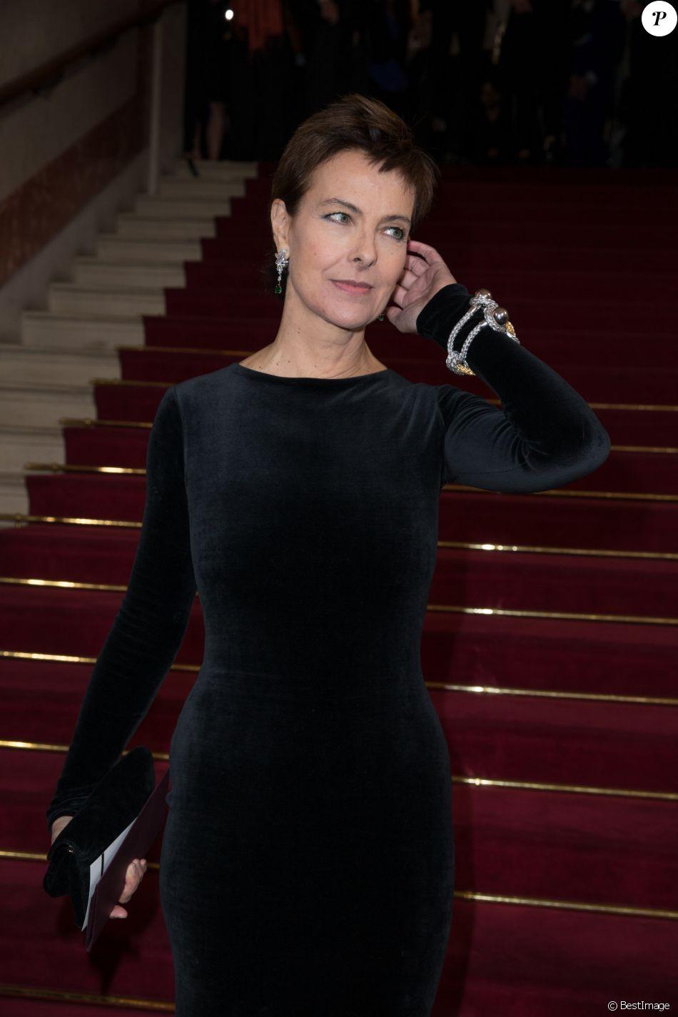 Carole Bouquet - Arrivées des personnalités à la 41ème