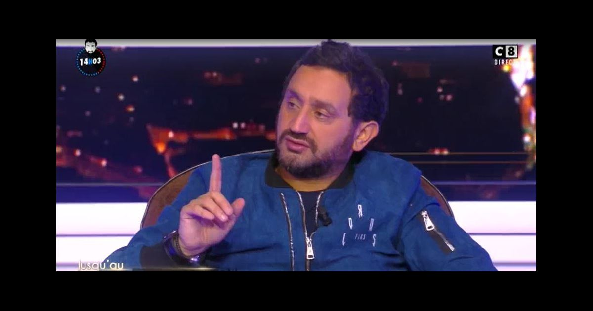 cyril hanouna dans jusqu 39 au bout de la nuit vendredi 14 octobre 2016 sur c8 purepeople. Black Bedroom Furniture Sets. Home Design Ideas